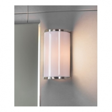 Wardour Bathroom Light - Satin Nickel