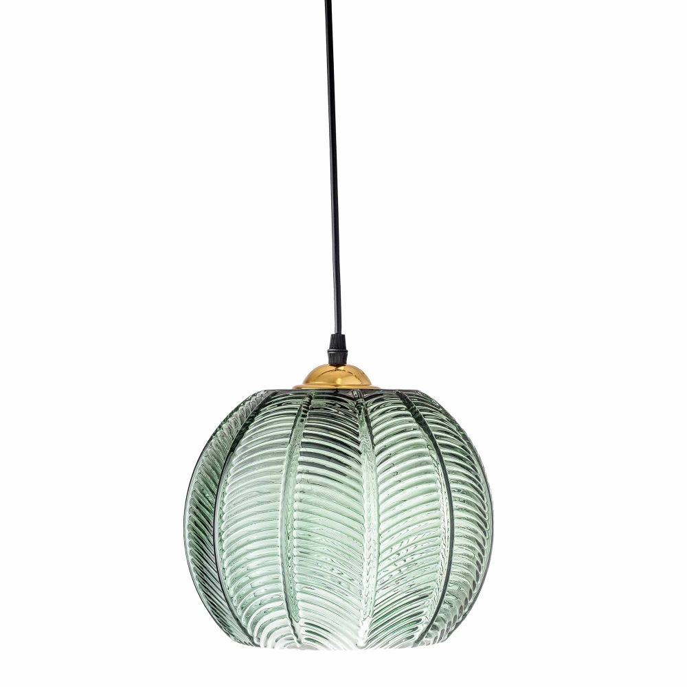 size 40 9151a dd170 Green Glass Pendant Ceiling Lamp