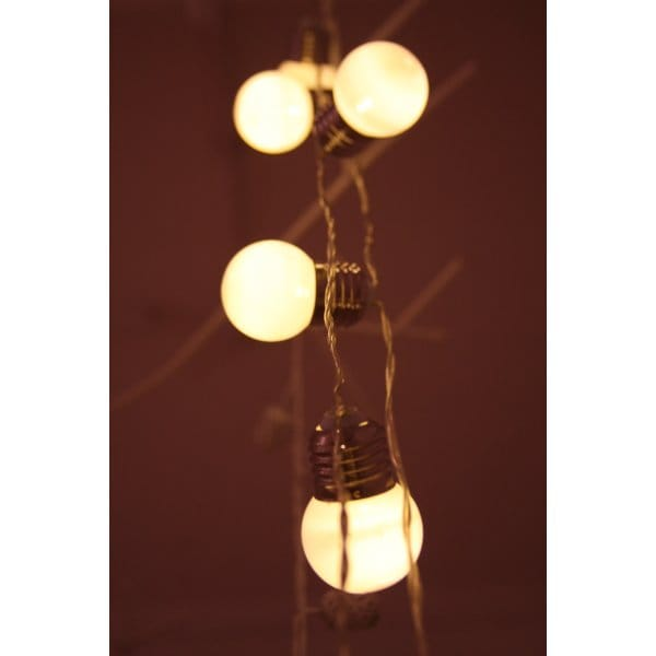 Philips Garland Led String Lights : H&H... Pop Lights White Garland LED Fairy String Lights Battery Operated - H&H... from Hurn ...