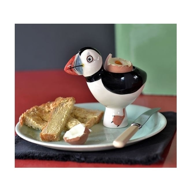 Hannah Turner Puffin Egg Cup