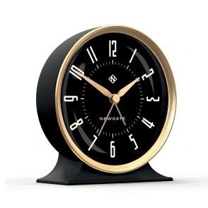 Newgate Mantel Blackamp; Clocks Gold Silent Clock Odyssey N0vmwOn8