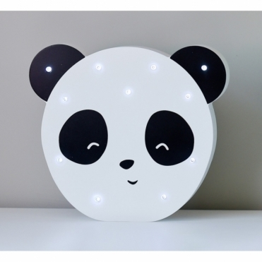Light Up LED Night Light Lamp - Panda