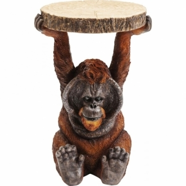Orangutan Side Table