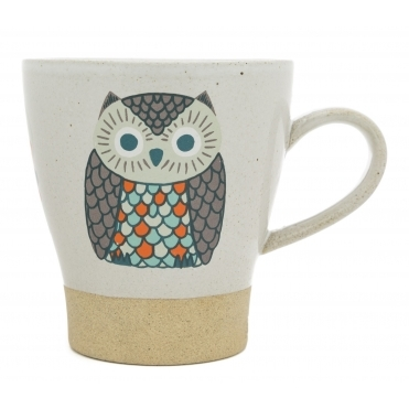 Owlberta Owl Mug in Gift Box