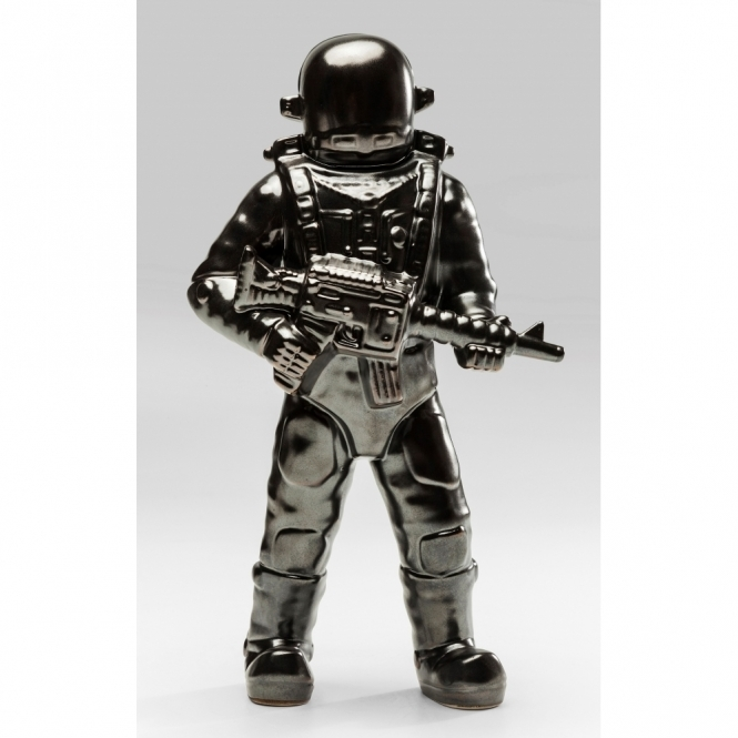 space soldier figurine hurn and hurn. Black Bedroom Furniture Sets. Home Design Ideas