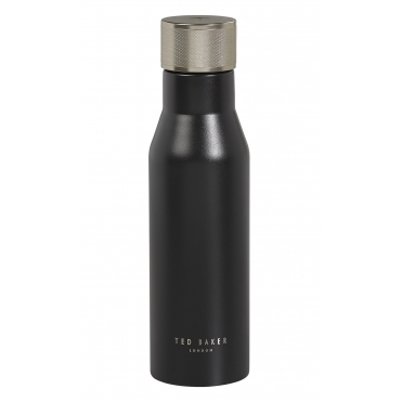 Insulated Stainless Steel Bottle - Black Onyx