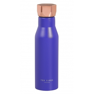 Insulated Stainless Steel Bottle - Electric Blue Sapphire
