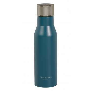 Insulated Stainless Steel Bottle - Emerald Green