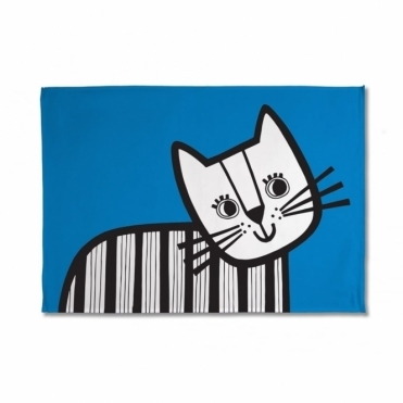 Animal Magic Tea Towel - Kitten
