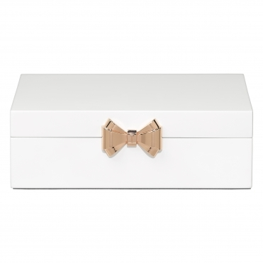 Jewellery Box Medium - White