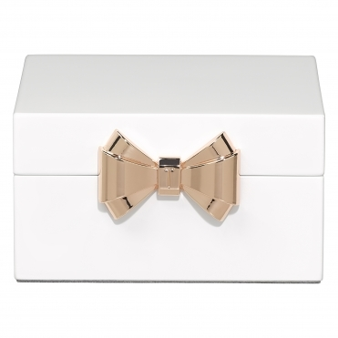 Jewellery Box Small - White