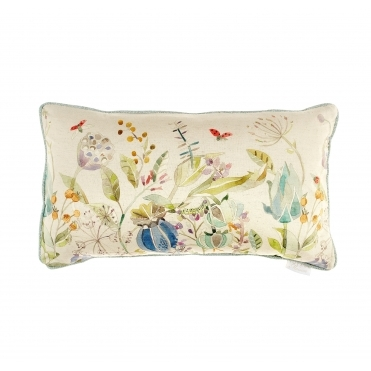 Kelston Capri Floral Rectanglar Cushion