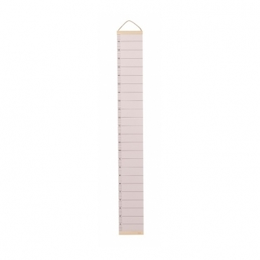 Kids Growth Chart - Rose
