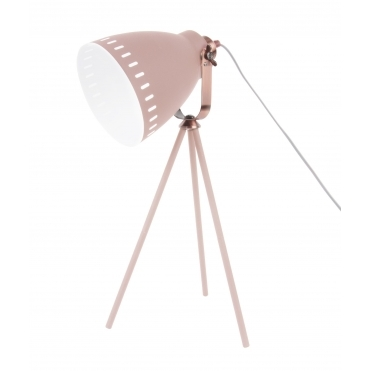 Leitmotiv Mingle Table Lamp - Dusty Pink