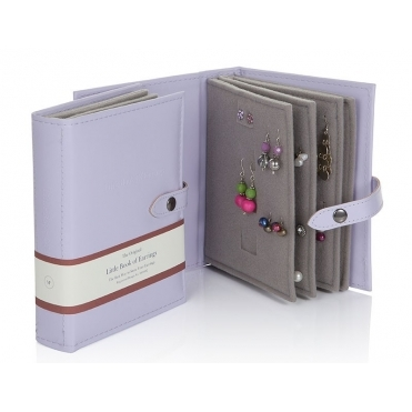 Earrings Storage - Lilac