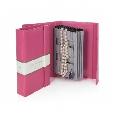 Necklaces Storage - Pink