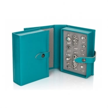 Rings Storage - Teal