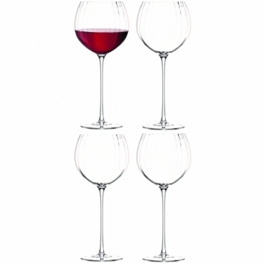 Aurelia Balloon Wine Glasses - Set of 4
