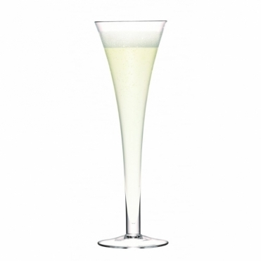 Bar Hollow Stem Champagne Flutes - Special Buy Set - 6 for 4