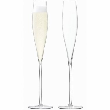 Celebrate Champagne Flutes - Set of 2
