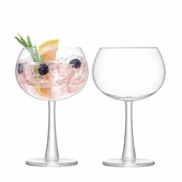 Gin Balloon Glasses - Set of 2