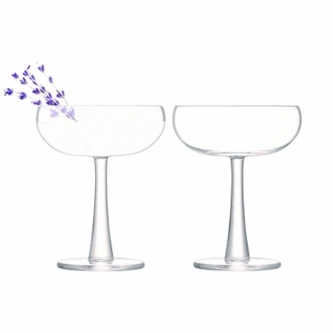 Gin Coupe Glasses - Set of 2