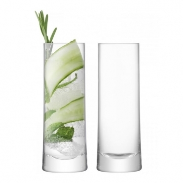 Gin Highball Glasses - Set of 2