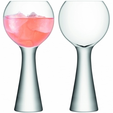 Moya Wine Balloon Glasses - Set of 2