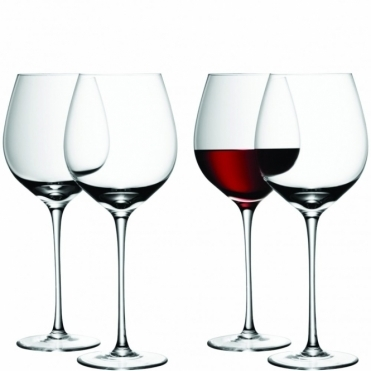 Wine Red Wine Glasses 750ml - Set of 4