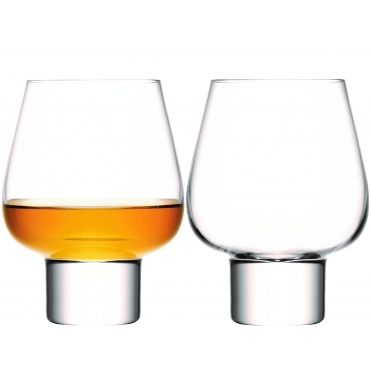 Madrid Brandy / Whisky Glasses Set of 2