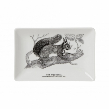 Squirrel Trinket Tray - Gift Box