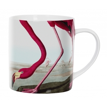 Flamingo Mug - Illustrated Gift Box