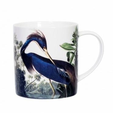 Heron Mug - Illustrated Gift Box