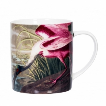 Spoonbill Mug - Illustrated Gift Box