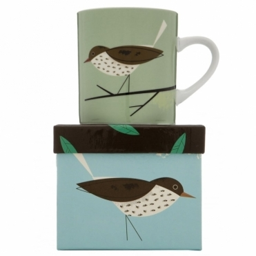 Thrush Mug in Gift Box
