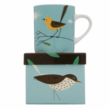 Wagtail Mug in Gift Box