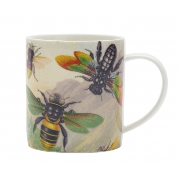 Rainbow Bugs Mug - Illustrated Gift Box