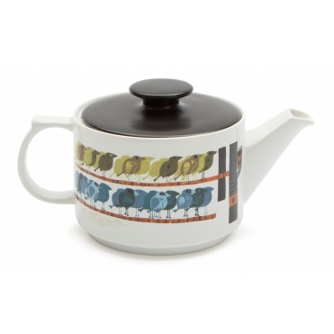 Family of Birds Teapot - Gift Box