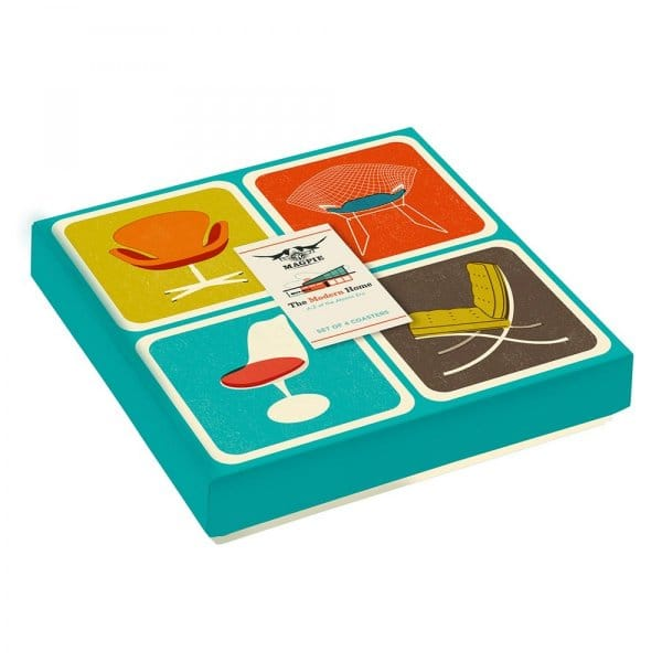 Magpie The Modern Home Drink Coasters Set Hurn And Hurn