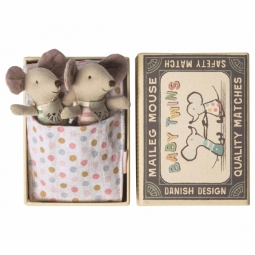 Baby Mouse Twins - Matchbox
