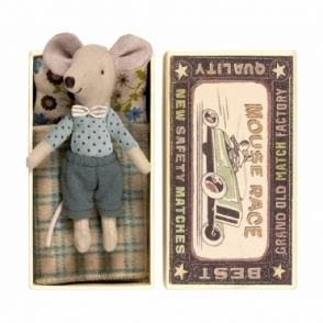 Big Brother Mouse Bow Tie - Matchbox