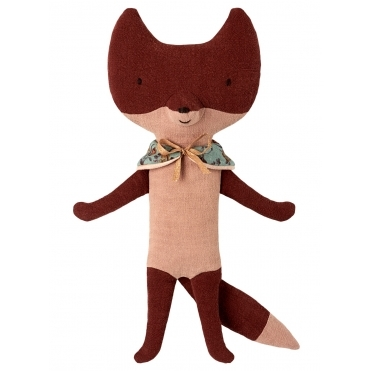 Mrs Fox Soft Toy - Medium