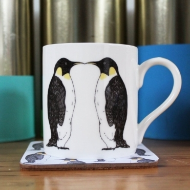 Penguin Love Mug