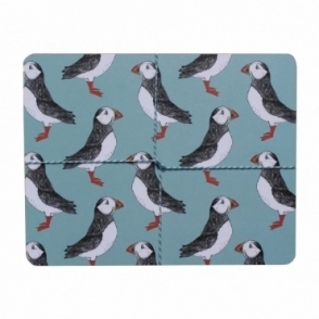 Puffin Billy Placemats - Set of 4