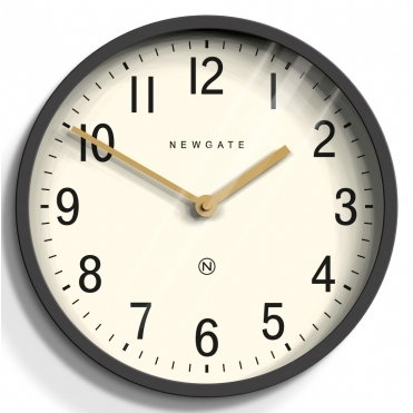 Master Edwards Wall Clock - Moonstone Grey
