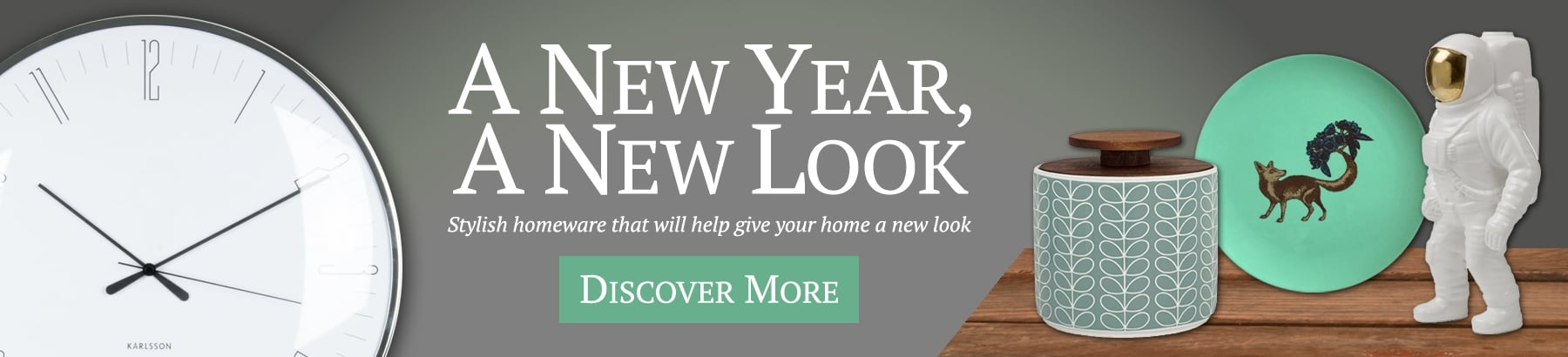 A New Year, A New Look
