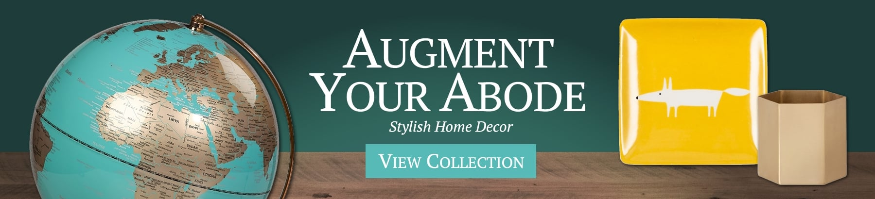 Augment Your Abode