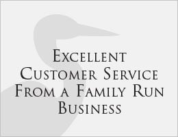 Excellent Customer Service From A Family Run Business