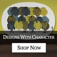 Designs with Character