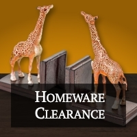 Homeware clearance
